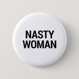 Badge Femme méchante