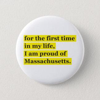 Badge Fier du Massachusetts