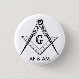 Badge fierté maçonnique