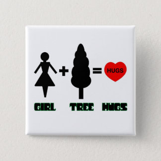 Badge Fille+Tree=Hugs