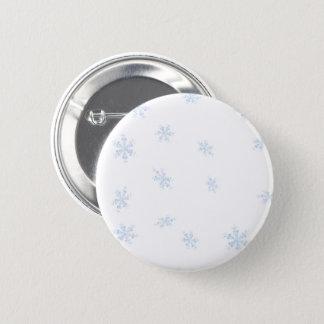 Badge Flocons de neige