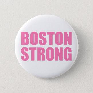 Badge Fort rose de Boston