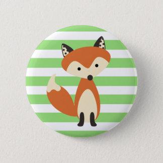 Badge Fox rusé