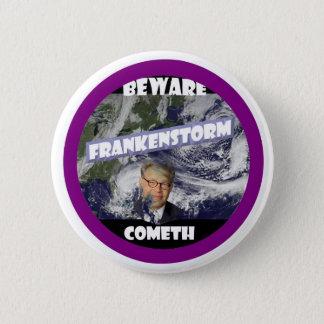 Badge Frankenstorm est venu et a disparu