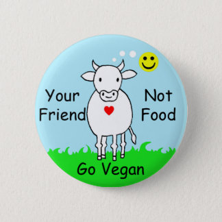 Badge friend not food