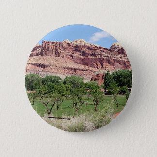 Badge Fruita, parc national de récif de capitol, Utah,