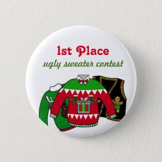 Badge Gagnant laid de concours de chandail
