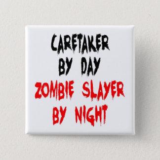 Badge Gardien de tueur de zombi