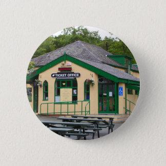 Badge Gare ferroviaire de montagne de Snowdon,