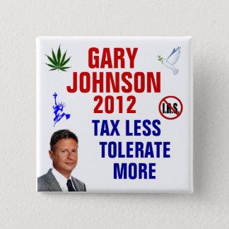Badge Gary Johnson 2012