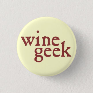 Badge Geek de vin