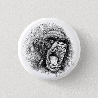 Badge Gorille