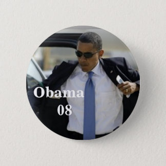 Badge Goupille d'Obama