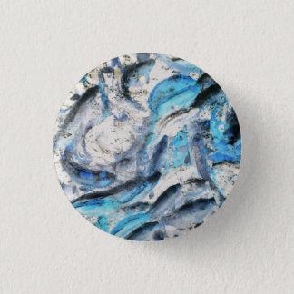 Badge Goupille invertie de Koi