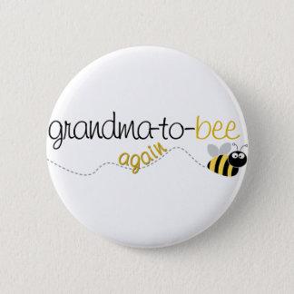Badge Grand-maman d'abeille au T-shirt encore