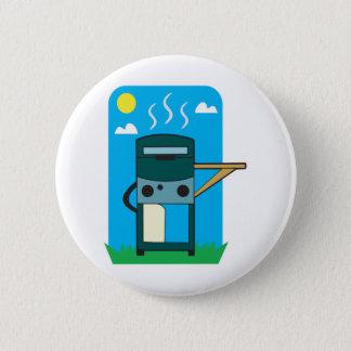 Badge gril de gaz de BBQ