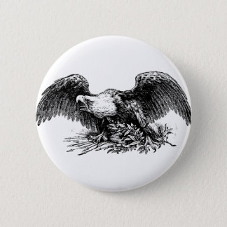 Badge Guerre Eagle