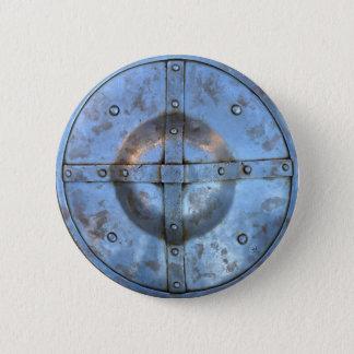 Badge guerre historique de soldat en métal d'arme