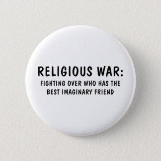 Badge Guerre religieuse