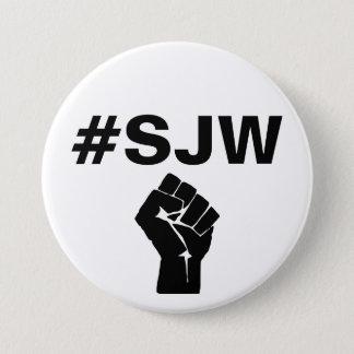 Badge Guerrier de justice sociale de #SJW