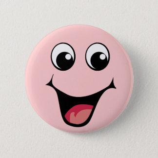 Badge HAPPPPAY HEUREUX heureux heureux !