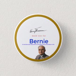 Badge Harry S Truman pour des ponceuses de Bernie