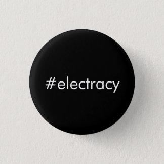 Badge Hashtag Electracy