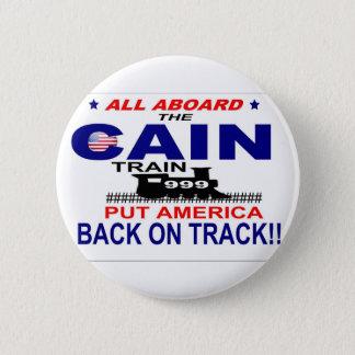 Badge Herman Caïn