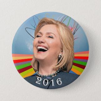 Badge Hillary 2016