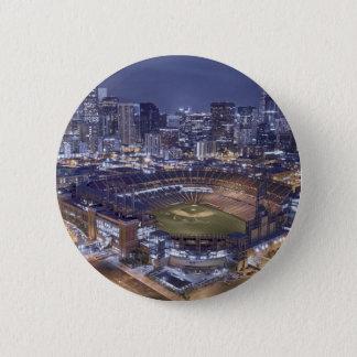 Badge Horizon de ville de Denver et champ de Coors la