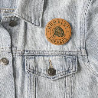 Badge Houblon de lupulus de Humulus pour la bière de