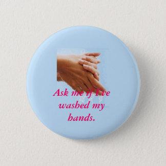 Badge Hygiène de main