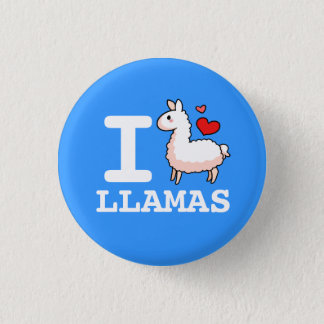 Badge I lamas de lama