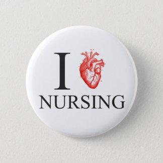 Badge I soins de coeur