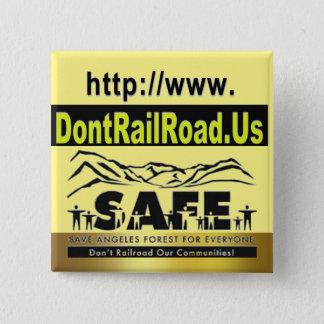 Badge Idée de bouton de HSR
