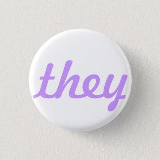 Badge ils bouton/goupille de pronom