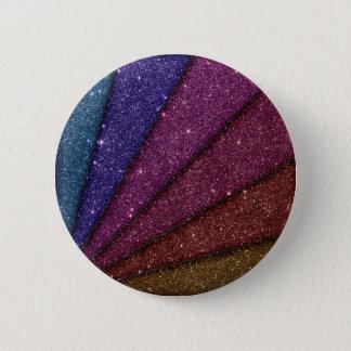 Badge Image des parties scintillantes géométriques