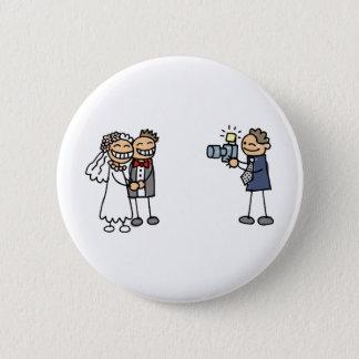 Badge Images de mariage de photographie de photographe
