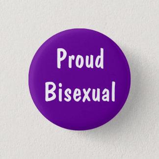 Badge Insigne bisexuel fier
