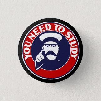 Badge Insigne de bouton à l'université de couleurs
