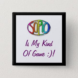 Badge Insigne de fan de Sopio