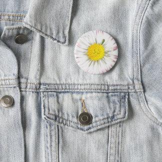 Badge Insigne de fleur de marguerite