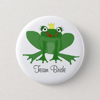 Badge Insigne de jeune mariée d'équipe