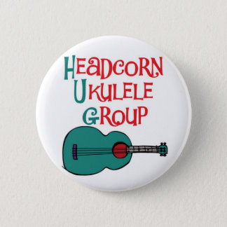 Badge Insigne de Pin de groupe d'ukulélé de Headcorn