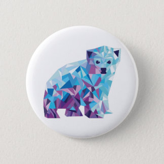 Badge Insigne d'ours blanc