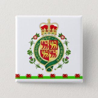 Badge Insigne royal du Pays de Galles
