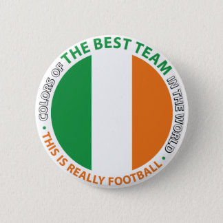 Badge Ireland Irlande Art Shield