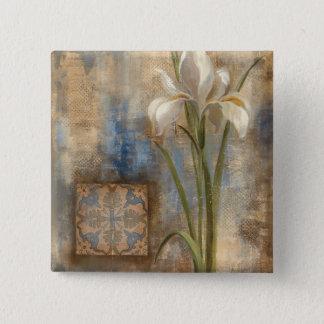 Badge Iris et tuile