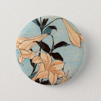 Badge Iris japonais