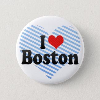 Badge J'aime Boston